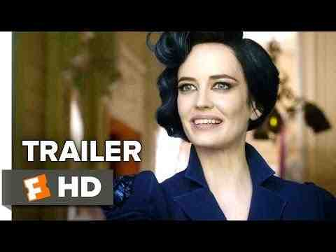 Miss Peregrine's Home for Peculiar Children - trailer 1