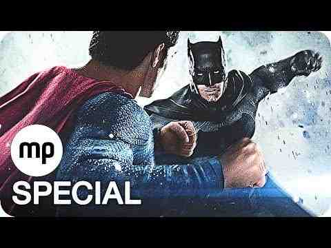 Batman v Superman: Dawn Of Justice - Trailer & Filmclips