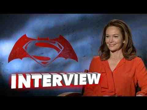 Batman v Superman: Dawn of Justice - Diane Lane Interview
