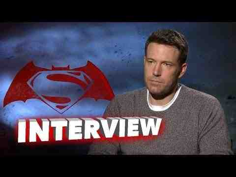 Batman v Superman: Dawn of Justice - Ben Affleck Interview