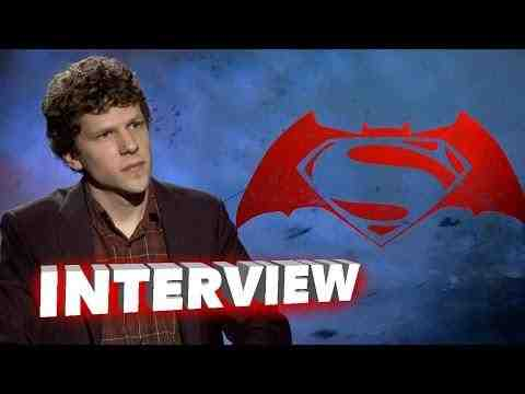 Batman v Superman: Dawn of Justice - Jesse Eisenberg Interview