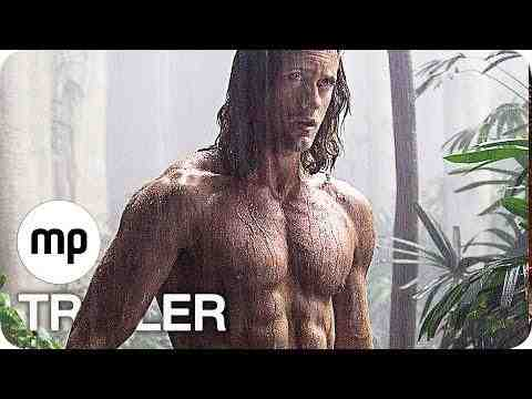 The Legend of Tarzan - trailer 2