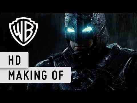 Batman v Superman: Dawn Of Justice - Making Of