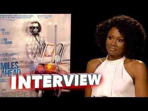 Miles Ahead - Emayatzy Corinealdi Interview