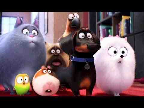 The Secret Life of Pets - trailer 2