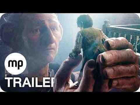 BFG - Big friendly Giant - trailer 1