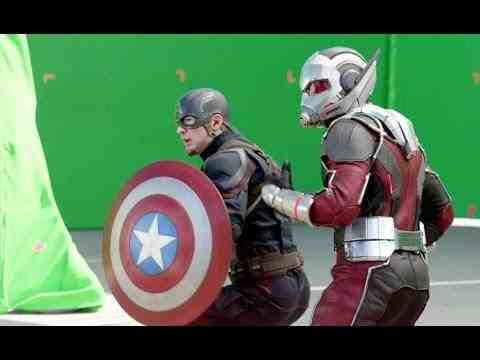 Captain America: Civil War - B-Roll Footage 2