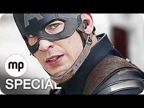 The First Avenger: Civil War - Trailer, Clips & Featurettes