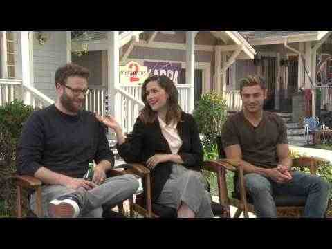 Neighbors 2: Sorority Rising - Seth Rogan, Zac Efron & Rose Byrne Interview