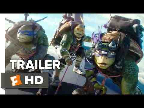 Teenage Mutant Ninja Turtles: Out of the Shadows - trailer 3