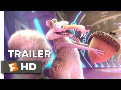 Ice Age: Collision Course - trailer 4