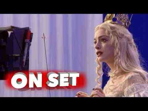 Alice Through the Looking Glass - Behind The Scenes 2
