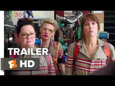 Ghostbusters - trailer 3