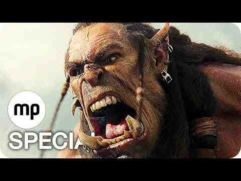 Warcraft: The Beginning - Trailer & Filmclip
