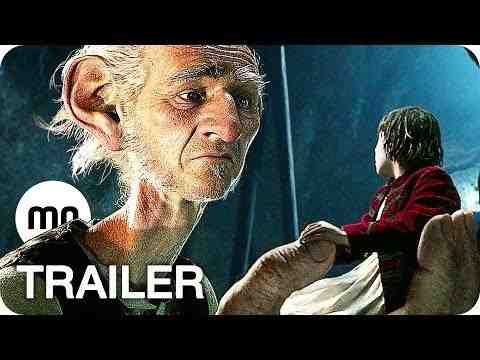 BFG - Big friendly Giant - trailer 2