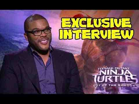 Teenage Mutant Ninja Turtles: Out of the Shadows - Tyler Perry Interview