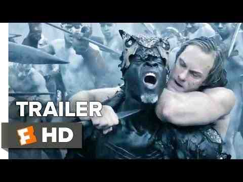 The Legend of Tarzan - trailer 3