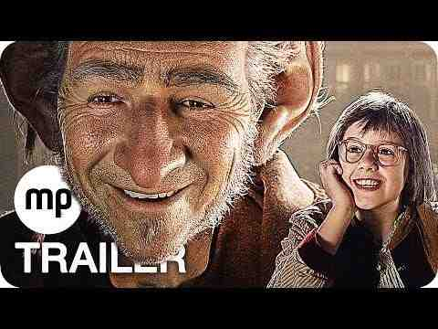 BFG - Big Friendly Giant - trailer 3