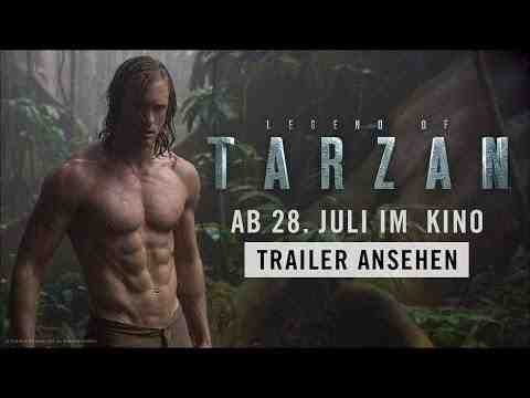 Legend of Tarzan - TV Spot 2