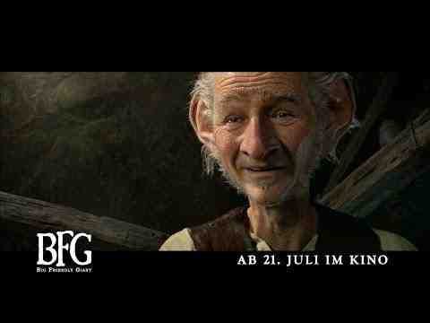BFG - Big Friendly Giant - TV Spot 1