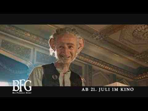 BFG - Big Friendly Giant - TV Spot 3