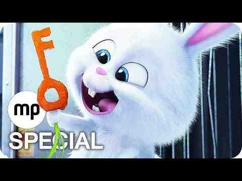 Pets - Clips, Featurette & Trailer