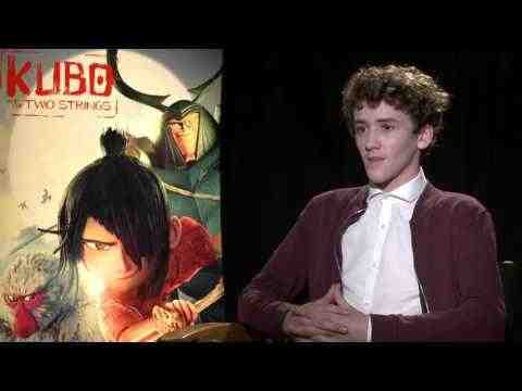 Kubo and the Two Strings - Art Parkinson Interview