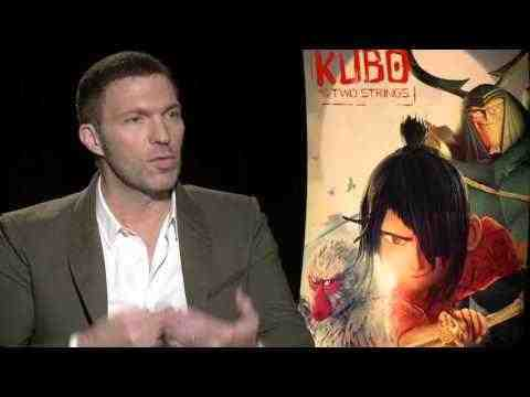 Kubo and the Two Strings - Travis Knight Interview