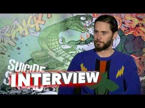 Suicide Squad - Jared Leto Interview