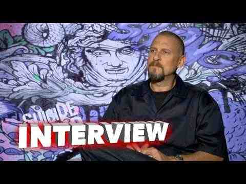Suicide Squad - David Ayer Interview