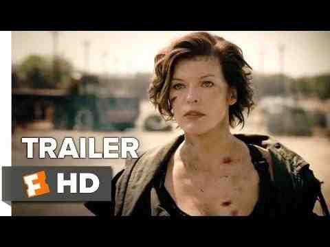 Resident Evil: The Final Chapter - trailer 1