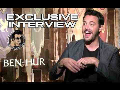 Ben-Hur - Jack Huston Interview