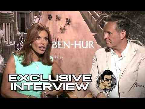 Ben-Hur - Roma Downey & Mark Burnett Interview