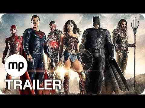 Justice League - trailer 1