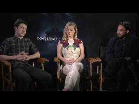 Don't Breathe - Daniel Zovatto, Jane Levy, Dylan Minnette Interview