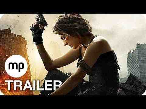 Resident Evil 6: The Final Chapter - trailer 1