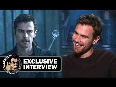 Underworld: Blood Wars - Theo James Interview