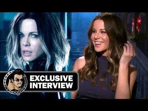 Underworld: Blood Wars - Kate Beckinsale Interview 2