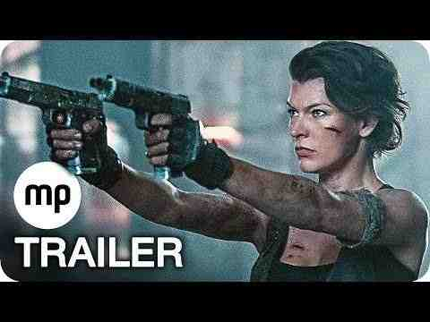 Resident Evil: The Final Chapter - trailer 4
