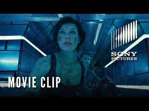 Resident Evil: The Final Chapter - Clip