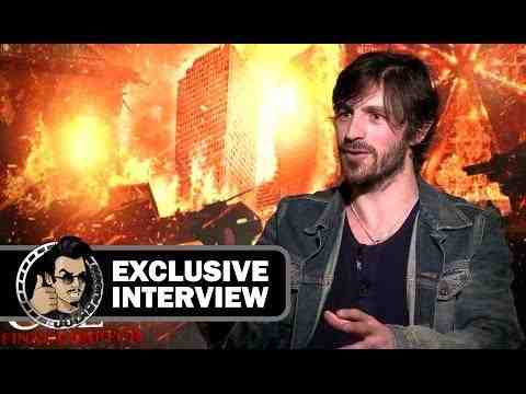 Resident Evil: The Final Chapter - Eoin Macken Interview