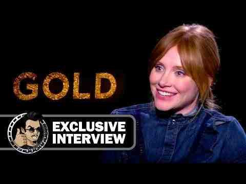 Gold - Bryce Dallas Howard Interview