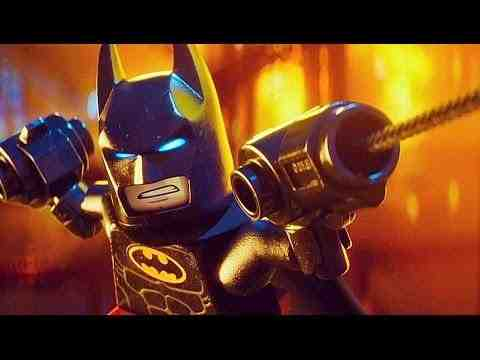 The Lego Batman Movie - Synchronclip