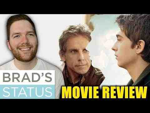 Brad's Status - Chris Stuckmann Movie review