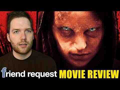 Friend Request - Chris Stuckmann Movie review