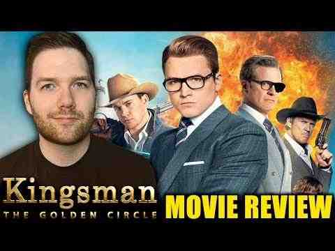 Kingsman: The Golden Circle - Chris Stuckmann Movie review