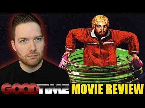 Good Time - Chris Stuckmann Movie review