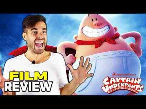 Captain Underpants - Filmkritix Kritik Review