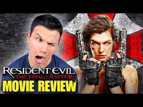 Resident Evil: The Final Chapter - Flick Pick Movie Review