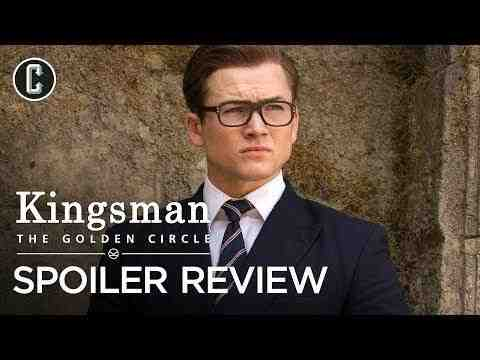 Kingsman: The Golden Circle - Collider Movie Review